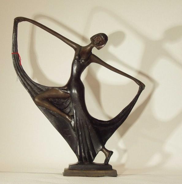 Tänzerin, Jugendstil