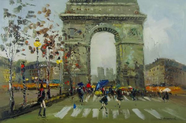 Paris Triumpfbogen