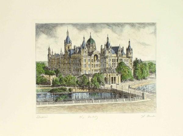Schweriner Schloss (Brücke)