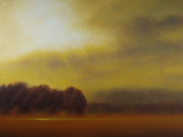 Sepia Nebel