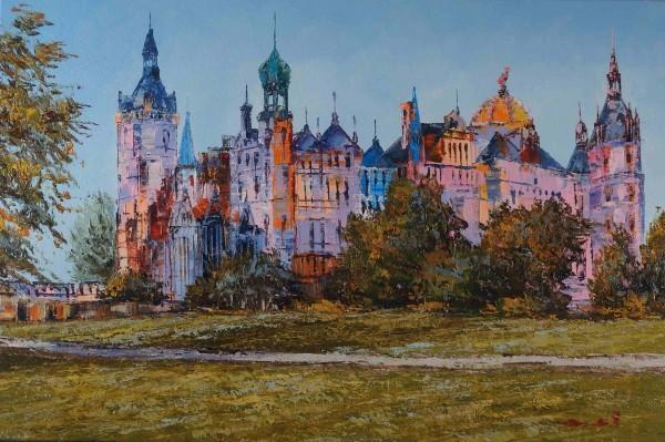 The Castle of Schwerin